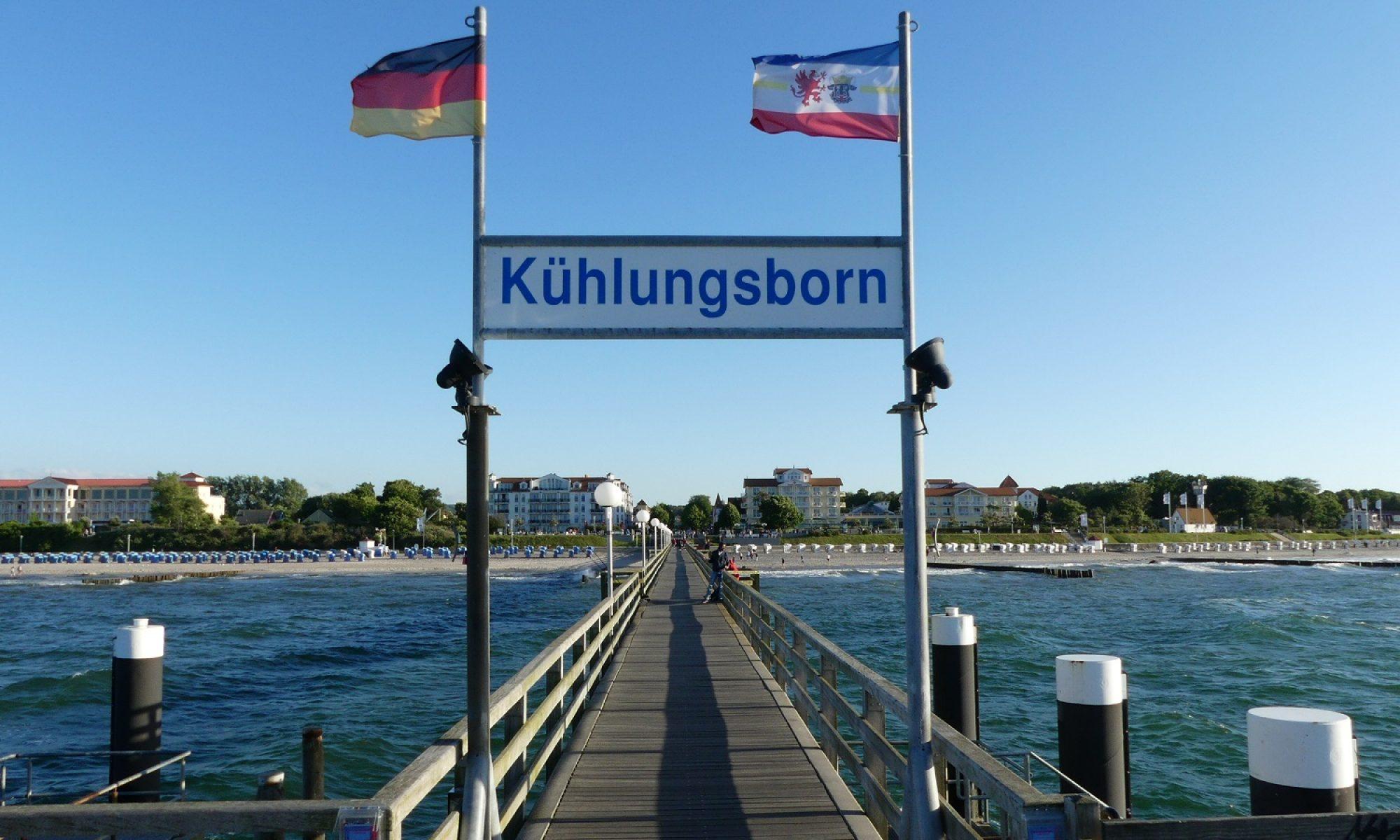 """Ferienwohnung KOJE55 Kühlungsborn Strandstrasse  """"Am Stadtwald"""" - Wohnung 9"""